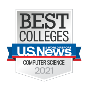 US News and World Report Badge for Best Engineering Programs 2020
