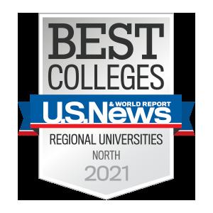 U.S. News & World Report Logo – National, 2021