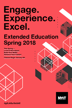 Extended education nyit spring 2018 extended education malvernweather Images