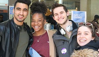 Four NYIT students