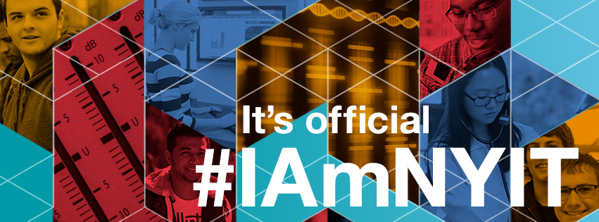 It's  Offical: #IAmNYIT