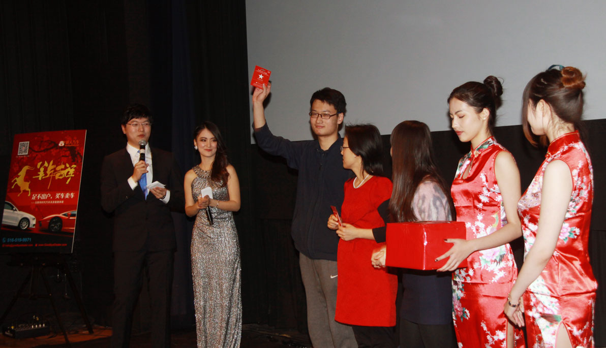 NYIT Students Celebrate Chinese New Year