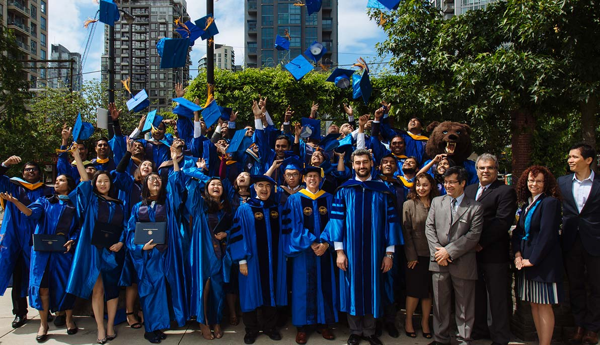 Nyit Vancouver Welcomes Alumni Celebrates Class Of 2016