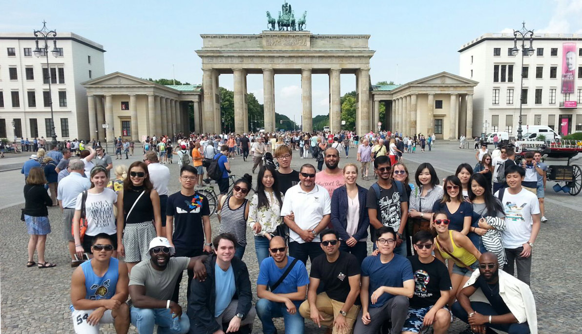 Studying Abroad in the Heart of Germany | Box | NYIT