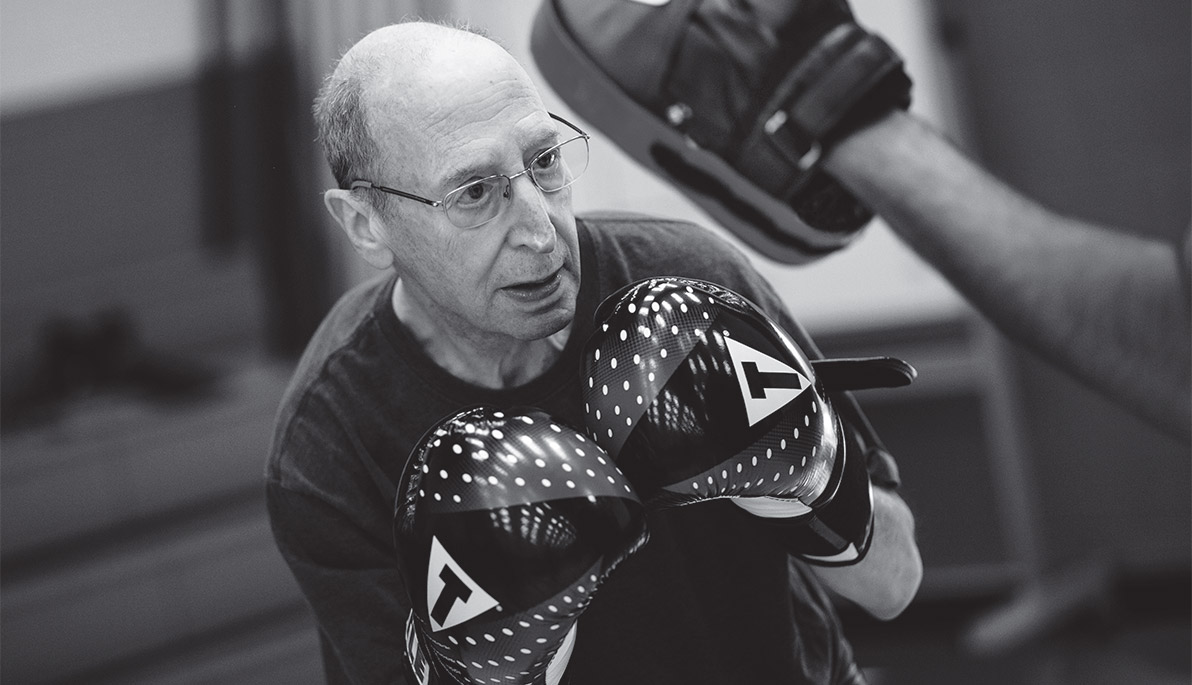 Boxing in the Fight to Knock Out Parkinson's