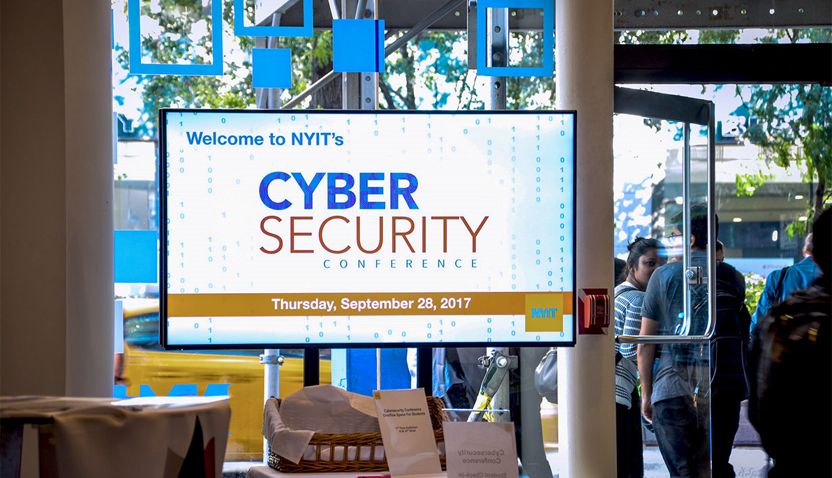 Constant Vigilance Annual Cybersecurity Conference Examines The Latest In Keeping Data Safe Box Nyit