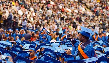 NYIT Celebrates the Class of 2018 at the 57th Commencement
