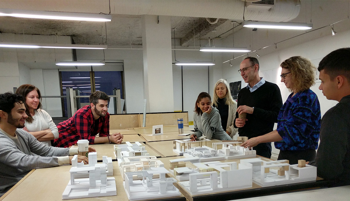 School of Architecture and Design: Final Reviews