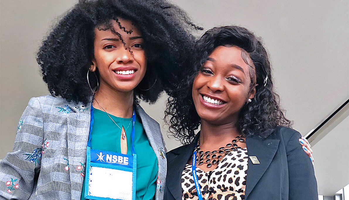 Students Walk Away With Job Offers at NSBE Convention   Box