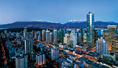 A Natural Beauty: NYIT-Vancouver