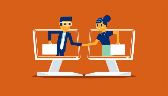 Succeeding at Virtual Internships