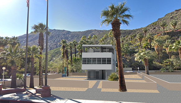 News Byte: Aluminaire House Finds New Home in Palm Springs