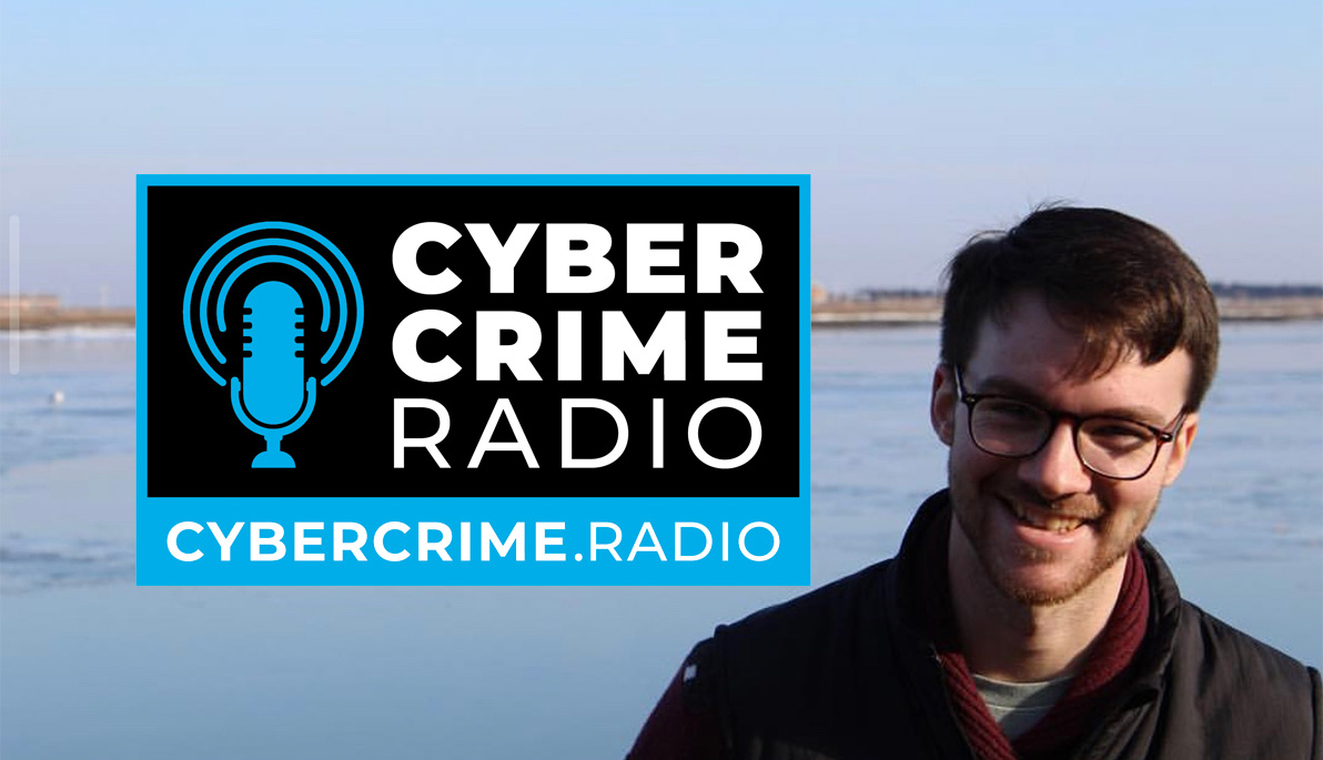Cybersecurity Grad Student Featured in Cybercrime Radio Podcast