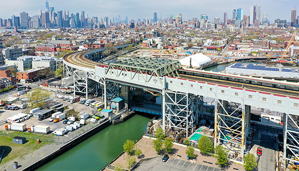 Students Propose Ways to Achieve Zero-Carbon Footprint in Gowanus