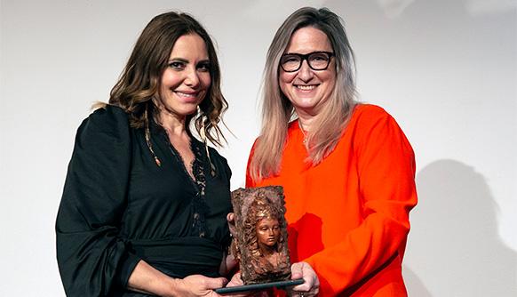 CITYarts Recognizes Digital Art and Design Chair Rozina Vavetsi and Student Award Winners