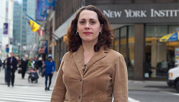 News Byte: Jennifer Griffiths, Ph.D., Shares Her Pell Grant Story