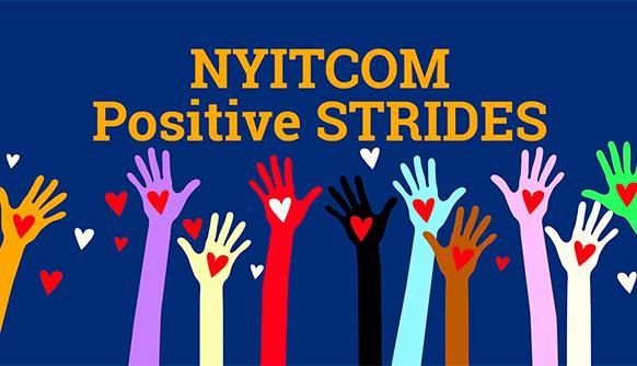 Making Positive Strides at NYITCOM