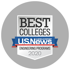 USNWR Best Engineering Programs, 2020