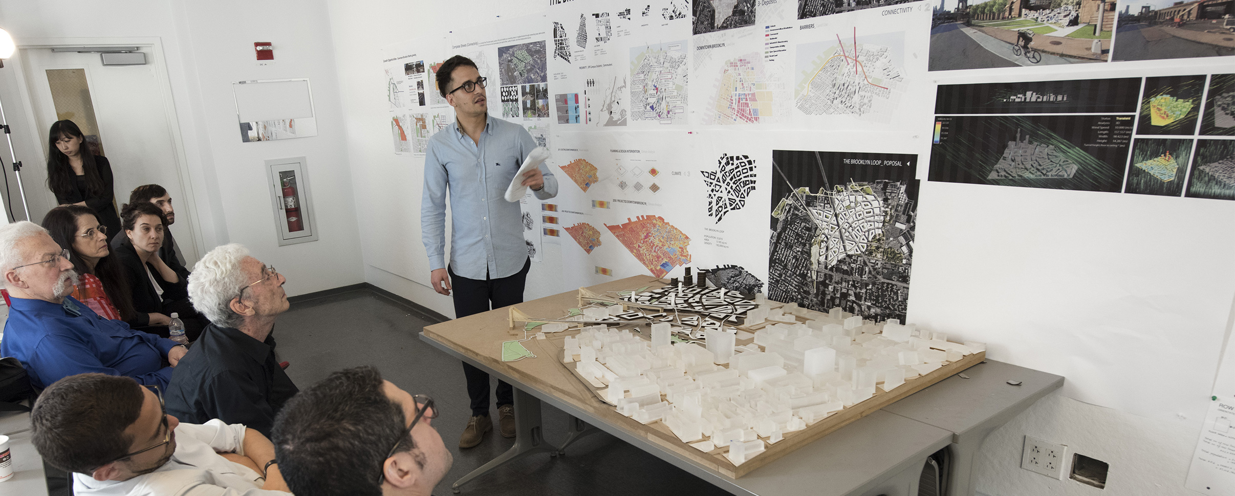 Architecture Urban Regional Design M S Degrees Nyit
