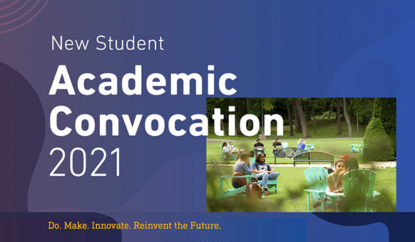 New Student Academic Convocation
