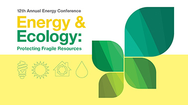 Explore the NYIT Energy Conference