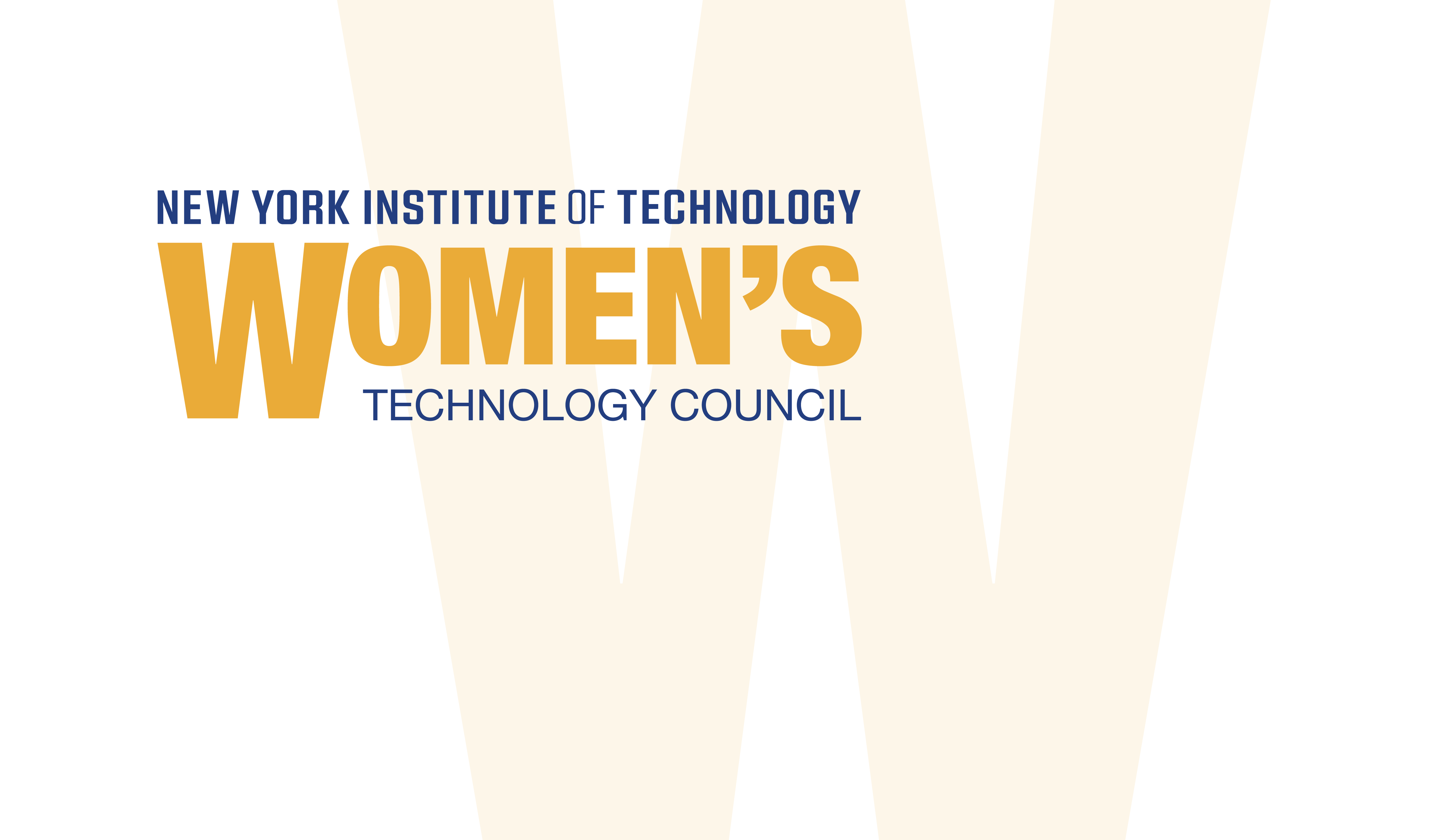 New York Institute of Technology: Women's Technology Council