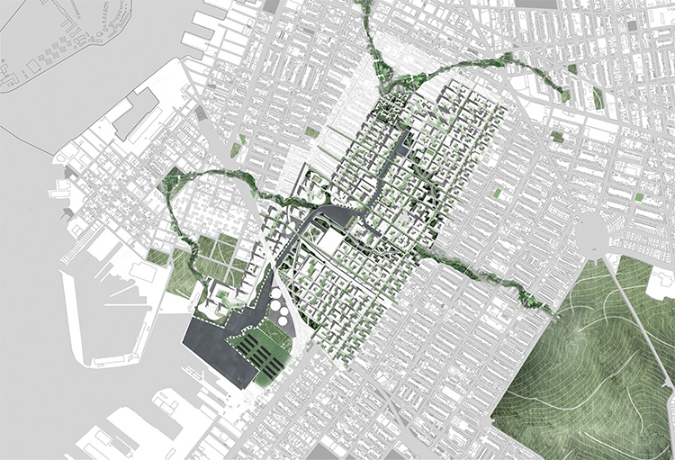 <strong>Project:</strong> Gowanus Urban Climate Lab<br><strong>Source:</strong> Naqeeb Mohammed, Poornima Elangopandian