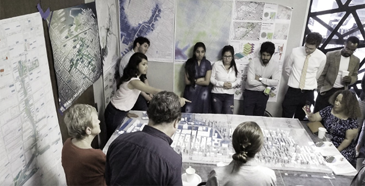 <strong>Project:</strong> Gowanus Climate Lab<br><strong>Source:</strong> Presentation to Brooklyn city officials and stakeholders