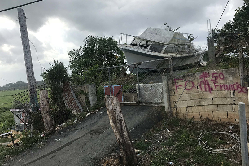 Hurricane damage in informal settlements reveals how much work remains to be done.