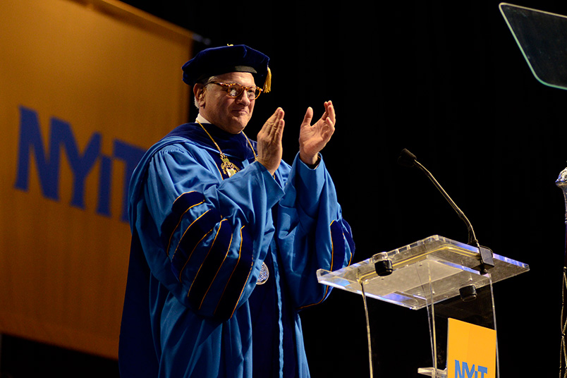 NYIT President Hank Foley, Ph.D.