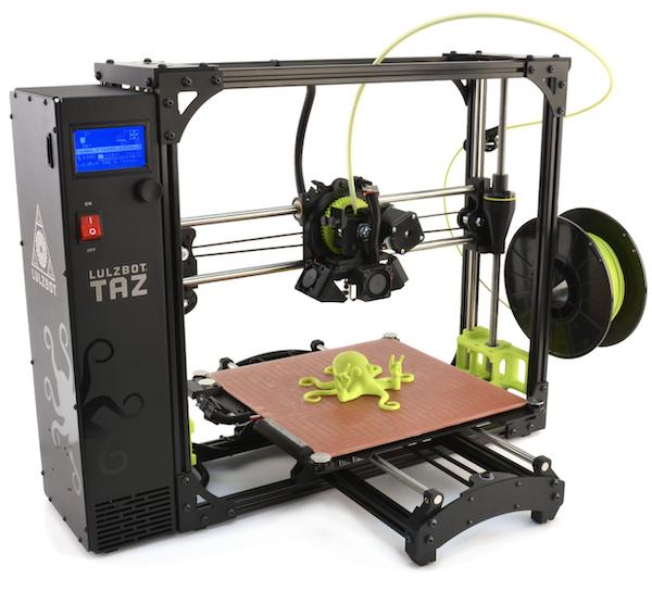 Lulzbot TAZ 6 3D