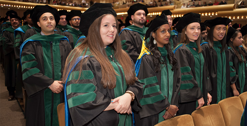 NYITCOM students at graduation