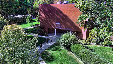 NYIT's medical school on Long Island, New York
