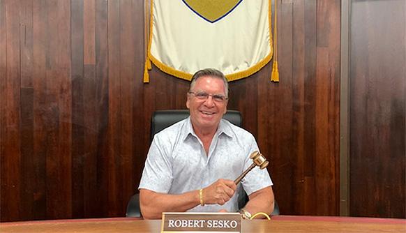 Alumni Profile: Robert C. Sesko