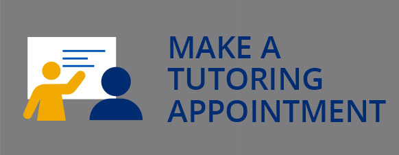 Make a Tutoring Appointment